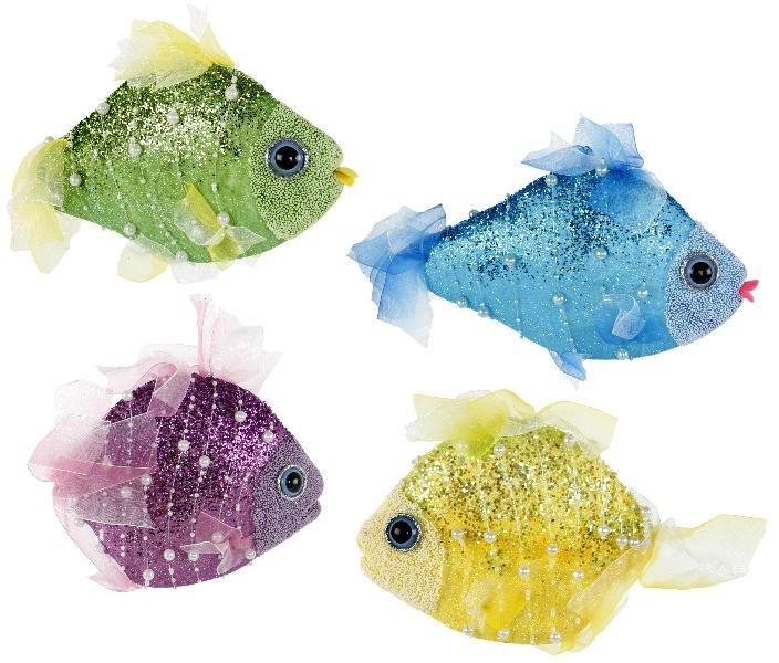 Grosse dekofische dekorationsfische tier artikel fische for Deko fische plastik