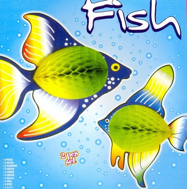 Fasnachtsartikel Tier Artikel Fische Muscheln Usw