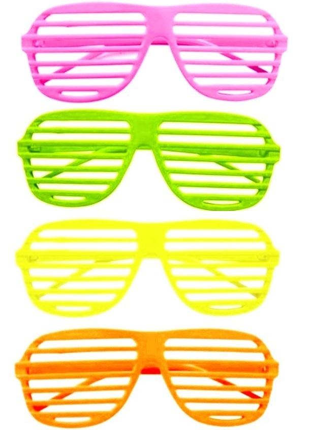 80er jahre gitterbrille brillen