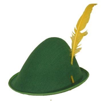 Peter Pan Hut Robin Hood Tirol Jager Fur Jugendliche Kopfumfang 54 56 Cm