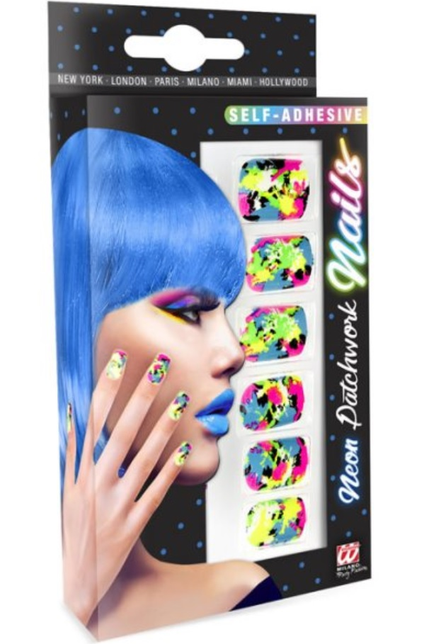 80s fingern 228 gel neon nails schminke haarsprays nagellack liquid fingern 228 gel