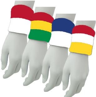 armband schweissband 80er jahre halsketten ohrringe fingerringe armband armreifen
