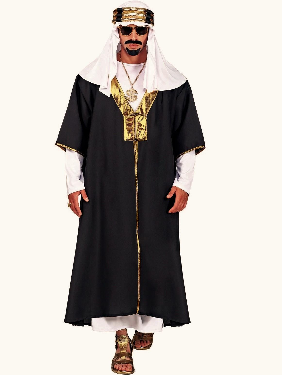 Kostüm Verkleidung Karneval Araber  Sultane und Scheiche Stoffhüte SULTAN HATS w